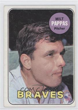 1969 Topps #79 - Milt Pappas