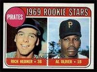 Pirates Rookie Stars (Richie Hebner, Al Oliver) [NM]