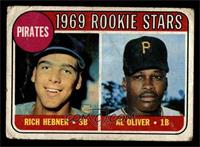 Pirates Rookie Stars (Richie Hebner, Al Oliver) [GOOD]