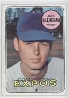 Jack Billingham [GoodtoVG‑EX]
