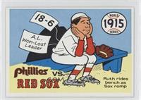 Boston Red Sox Team, Philadelphia Phillies Team