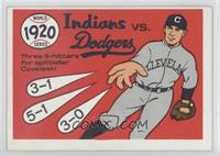 Cleveland Indians Team, Brooklyn Dodgers Team