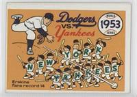 1953 World Series