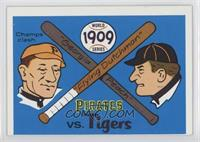 Pittsburgh Pirates Team, Detroit Tigers Team