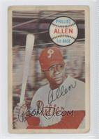 Dick Allen [Poor to Fair]