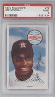 Joe Morgan [PSA 9]