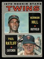 Herman Hill, Paul Ratliff [VG]