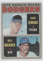 Jack Jenkins, Bill Buckner [GoodtoVG‑EX]