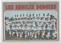 Los Angeles Dodgers Team [Poor to Fair]