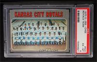 Kansas City Royals (KC Royals) Team [PSA6]