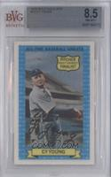Cy Young [BVG8.5]