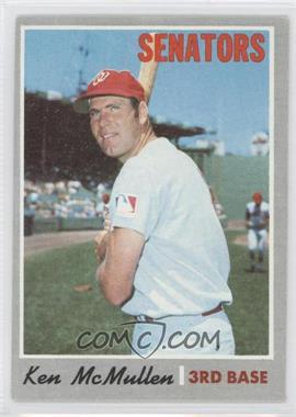 1970 Topps - [Base] #420 - Ken McMullen