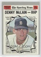 Denny McLain [GoodtoVG‑EX]