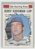 Jerry Koosman [GoodtoVG‑EX]