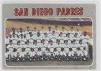 San Diego Padres Team [Poor]