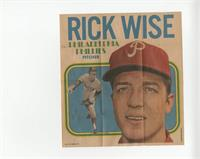 Rick Wise