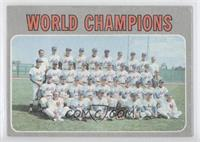World Champions (New York Mets) [Poor to Fair]