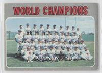 World Champions (New York Mets) [Good to VG‑EX]