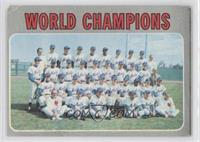 World Champions (New York Mets) [GoodtoVG‑EX]