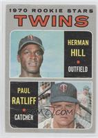 Herman Hill, Paul Ratliff [Poor to Fair]