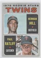 Herman Hill, Paul Ratliff [Good to VG‑EX]