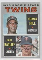 Herman Hill, Paul Ratliff