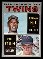 Herman Hill, Paul Ratliff [NM]