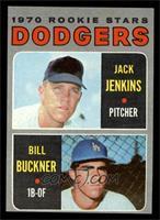 Jack Jenkins, Bill Buckner [VGEX]