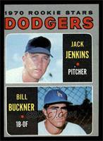 Jack Jenkins, Bill Buckner [EX]