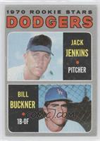 Jack Jenkins, Bill Buckner