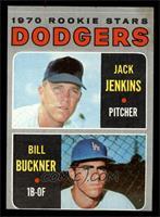 Jack Jenkins, Bill Buckner [VG]