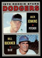 Jack Jenkins, Bill Buckner [NM MT]