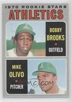 Bobby Brooks, Mike Olivo [GoodtoVG‑EX]