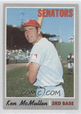 1970 Topps #420 - Ken McMullen