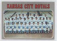 Kansas City Royals (KC Royals) Team [Good to VG‑EX]