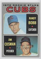 Randy Bobb, Jim Cosman