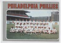 Philadelphia Phillies Team