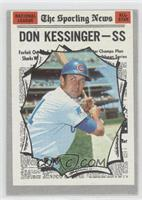 Don Kessinger [GoodtoVG‑EX]
