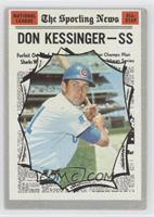 Don Kessinger [Good to VG‑EX]