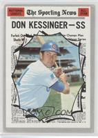 Don Kessinger [Poor to Fair]