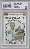 Reggie Jackson [ENCASED]