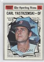 Carl Yastrzemski