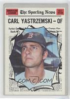 Carl Yastrzemski [Good to VG‑EX]