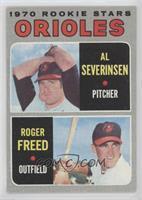 Al Severinsen, Roger Freed