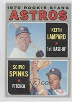 Keith Lampard, Scipio Spinks