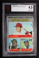 National League Batting Leaders (Pete Rose, Roberto Clemente, Cleon Jones) [BVG…