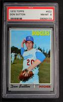 Don Sutton [PSA 8]