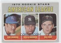 Bob Johnson, Ron Klimkowski, Bill Zepp [GoodtoVG‑EX]