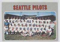 Seattle Pilots Team