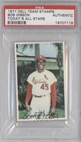 Bob Gibson [PSAAUTHENTIC]